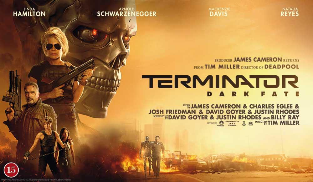Terminator: Dark Fate (6/6) – Anmeldelse