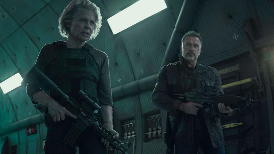 Terminator: Dark Fate – Anmeldelse