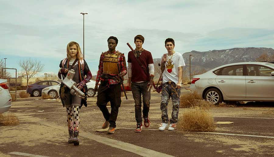 Daybreak: Sæson 1 – Anmeldelse | Netflix serie