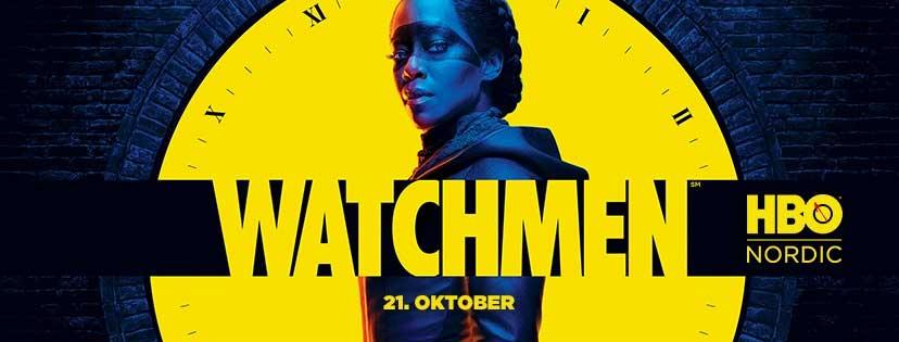 Watchmen – Sæson 1 anmeldelse [HBO Nordic]