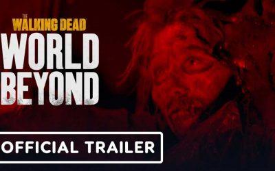 'The Walking Dead: World Beyond' kommer på Amazon Prime Video