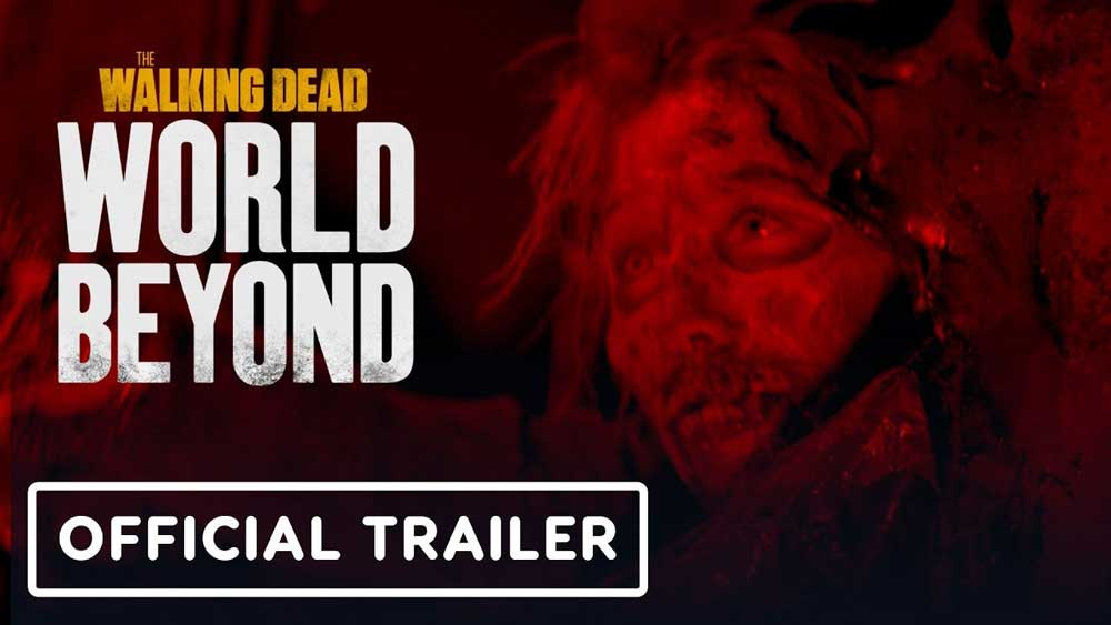 'The Walking Dead: World Beyond' kommer på Amazon Prime Video