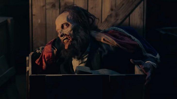 Dracula serie på Netflix