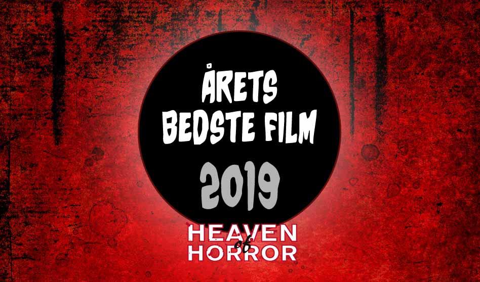 Bedste gyserfilm, thrillere og sci-fi film i 2019