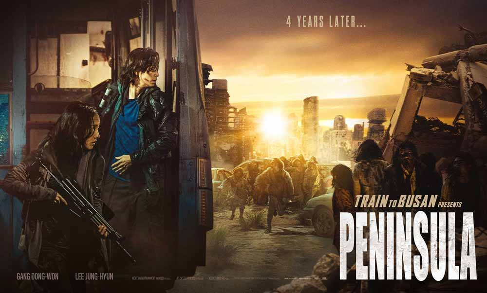 Peninsula – Anmeldelse (4/6)