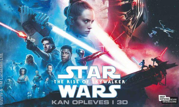 Star Wars: The Rise of Skywalker (5/6)