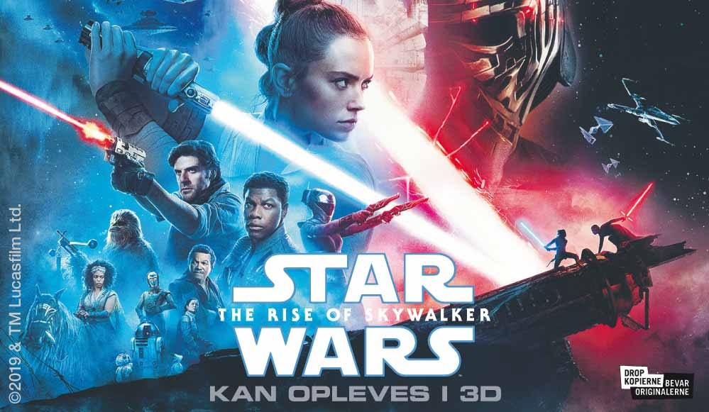 Star Wars: The Rise of Skywalker (5/6)