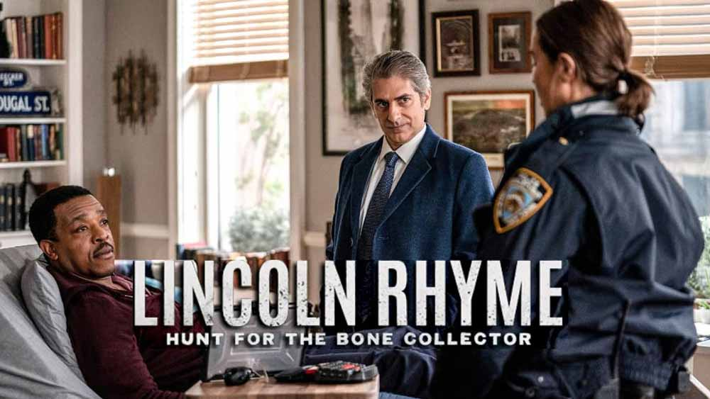 Lincoln Rhyme: Hunt for the Bone Collector – sæson 1 – Anmeldelse – Viaplay serie