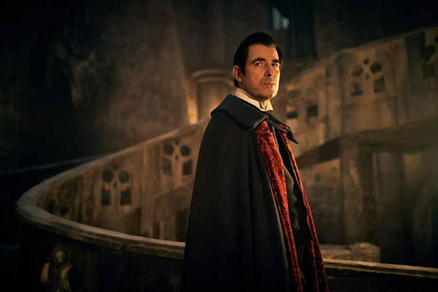 Dracula anmeldelse - Netflix miniserie