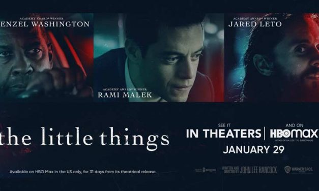 The Little Things (2021)