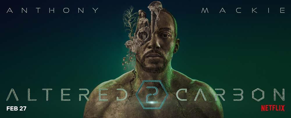 Altered Carbon: Sæson 2 – Netflix anmeldelse