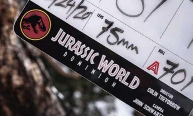 Jurassic World 3: Dominion (2021)