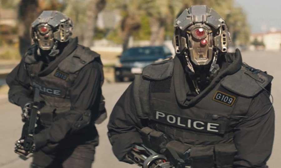 Code 8 – Netflix anmeldelse
