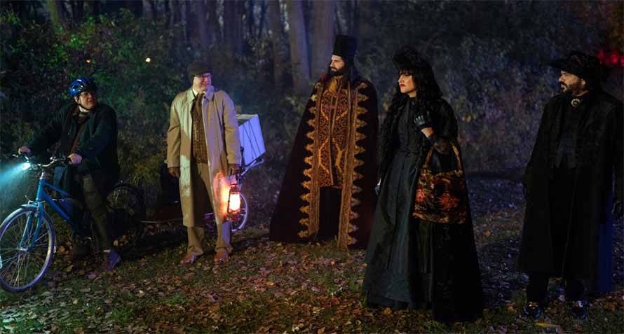 What We Do in the Shadows: Sæson 2 – Anmeldelse