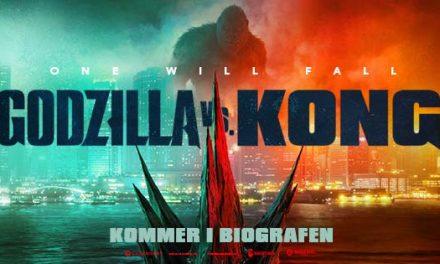 Godzilla vs. Kong – Anmeldelse (4/6)