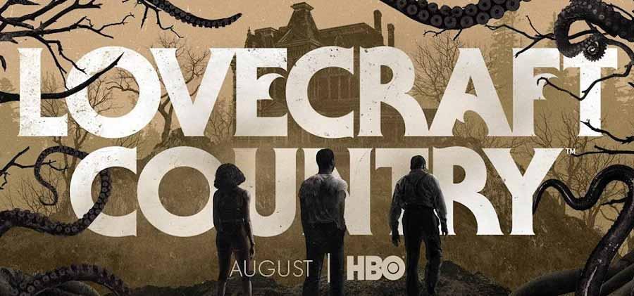 Horror-dramaserien Lovecraft Country kommer på HBO Nordic