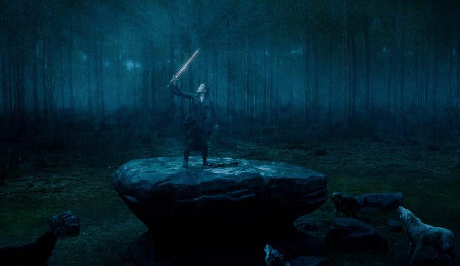 Cursed Sæson 1 Netflix anmeldelse