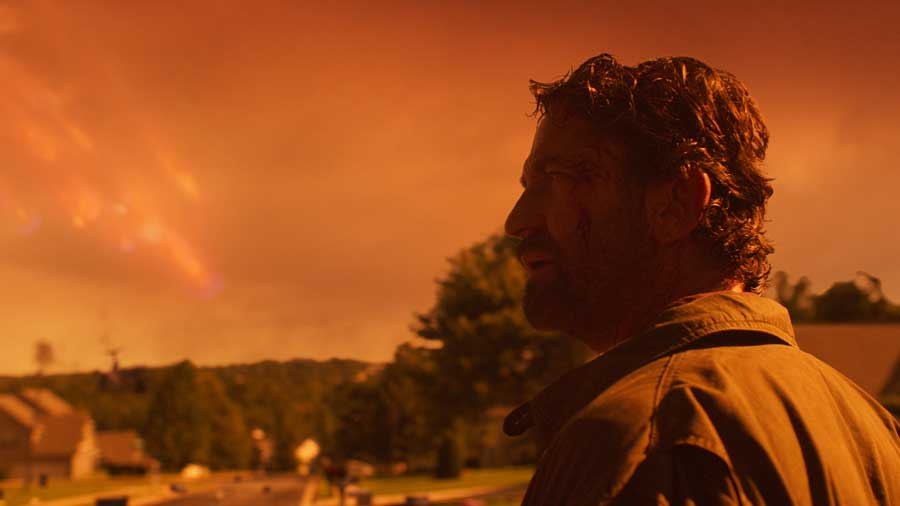 Greenland (2020) Anmeldelse af katastrofefilm