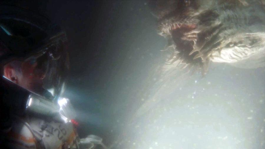 Underwater – Anmeldelse