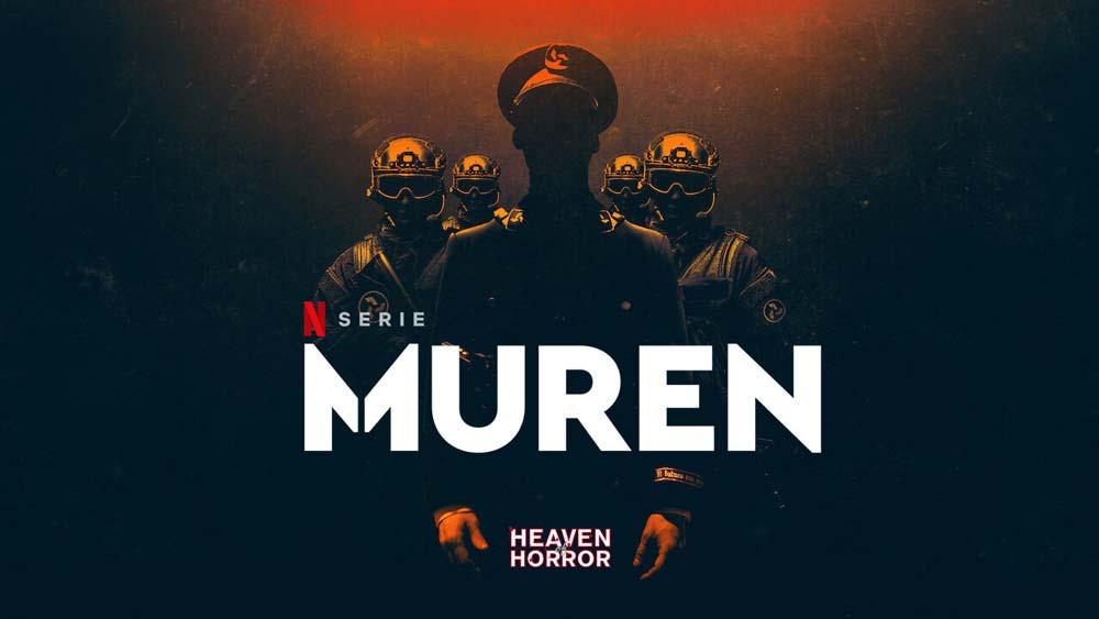 Muren / The Barrier (Sæson 1) Netflix anmeldelse