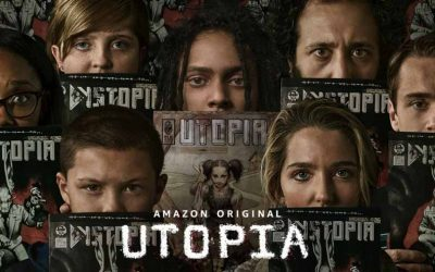 Gillian Flynns UTOPIA-serie på Amazon Prime Video