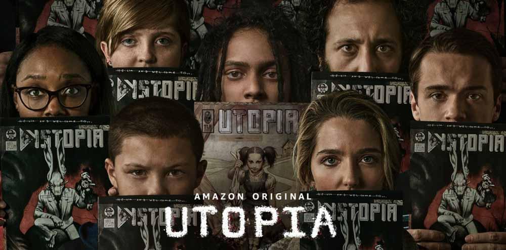 Gillian Flynns UTOPIA-serie på Amazon Prime Video