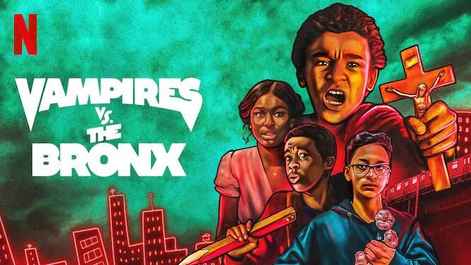 Vampires vs. the Bronx – Netflix Anmeldelse (2/6)
