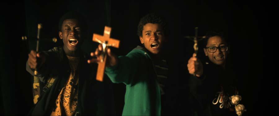 Vampires vs. the Bronx – Netflix Anmeldelse