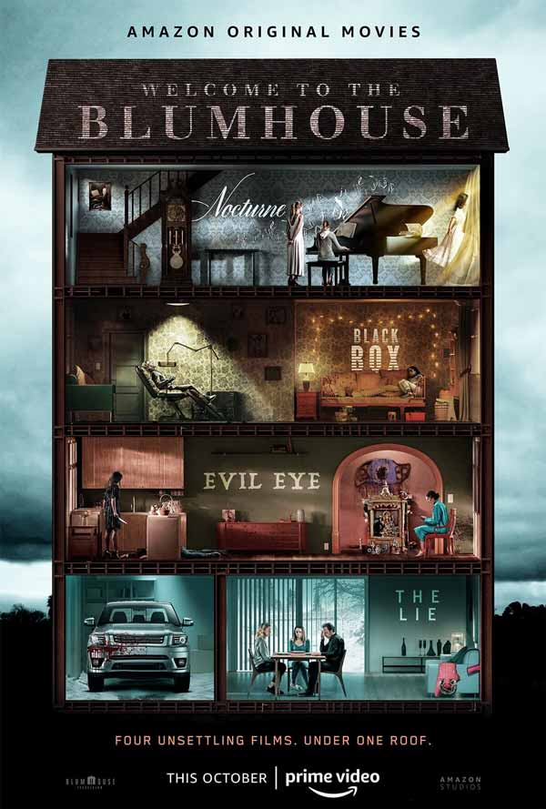 Welcome to Blumhouse gyserfilm på Amazon Prime Video