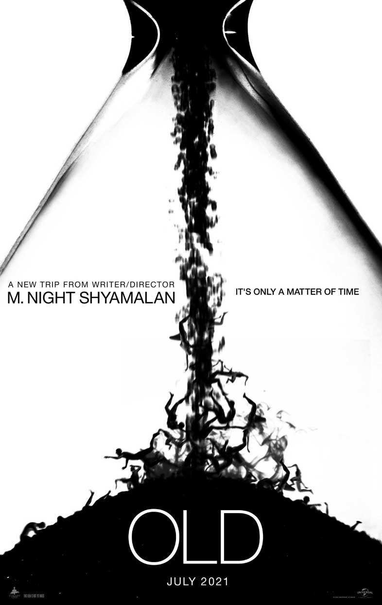 Old (2021) Shyamalan Thriller