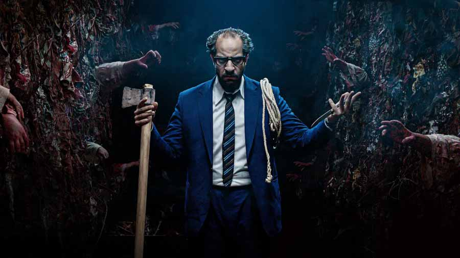 Paranormal Netflix anmeldelse