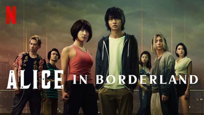 Alice in Borderland: Sæson 1 – Netflix anmeldelse