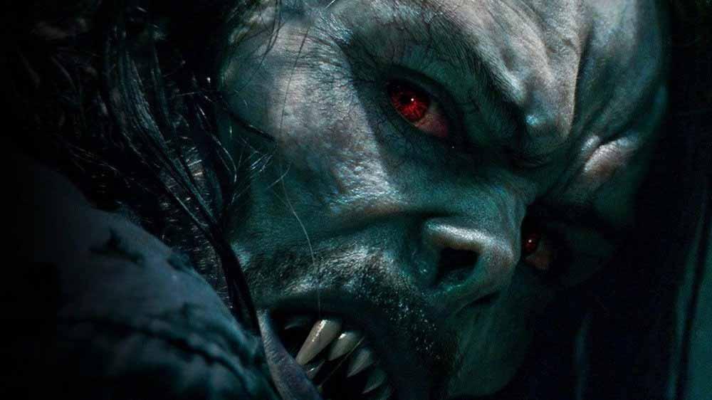 Morbius (2021) vampyrfilm