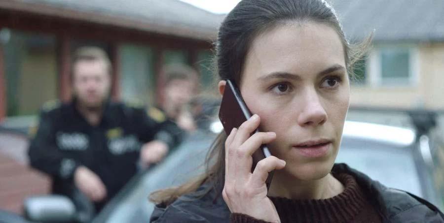 Outlier – Anmeldelse (HBO Nordic krimiserie)