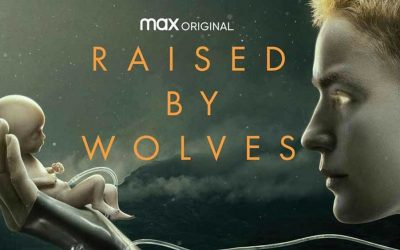Raised by Wolves kan nu ses på HBO Nordic