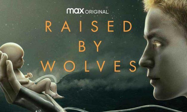 Raised by Wolves kan nu ses på HBO Nordic