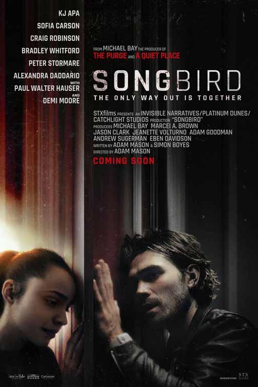 Songbird (2020) Thriller