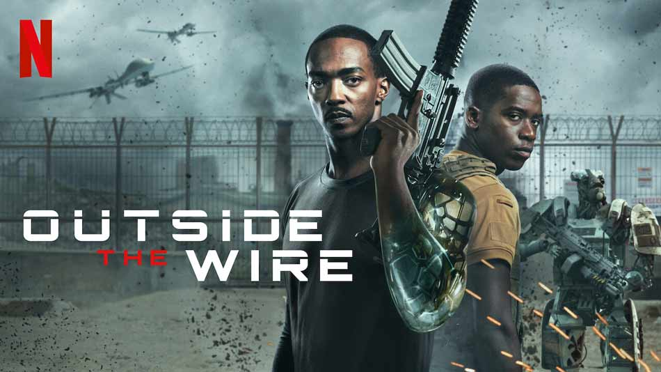 Outside the Wire – Netflix anmeldelse (3/6)