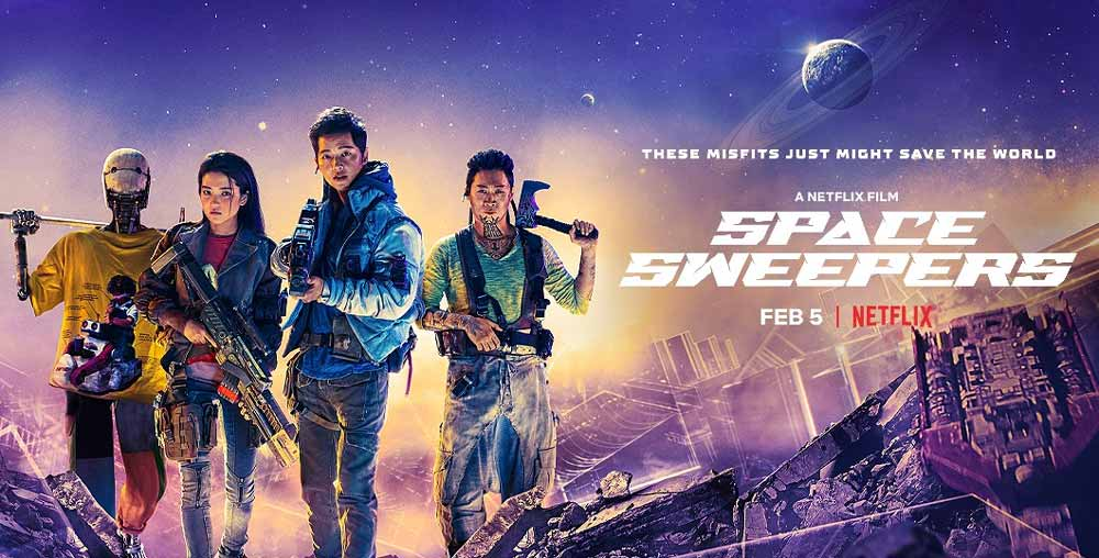 Space Sweepers – Netflix anmeldelse (4/6)