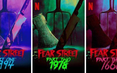 FEAR STREET gysertrilogi kommer på Netflix til sommer