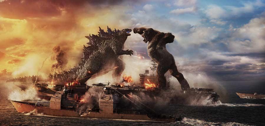 Godzilla vs. Kong (2021) anmeldelse