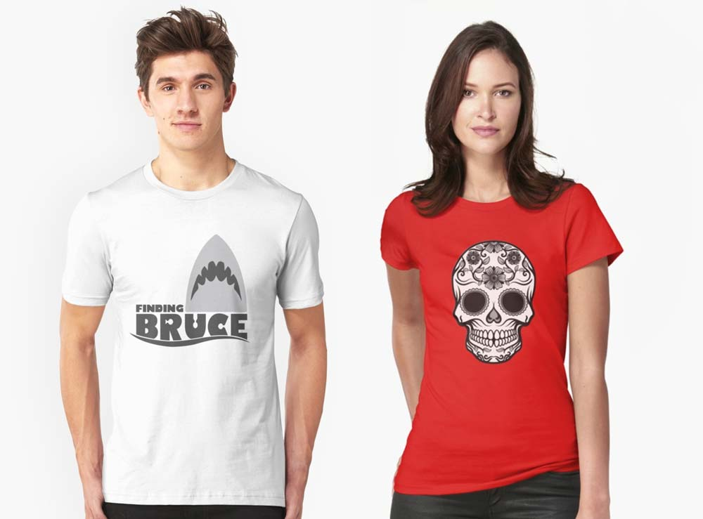 Shop Horror Tøj