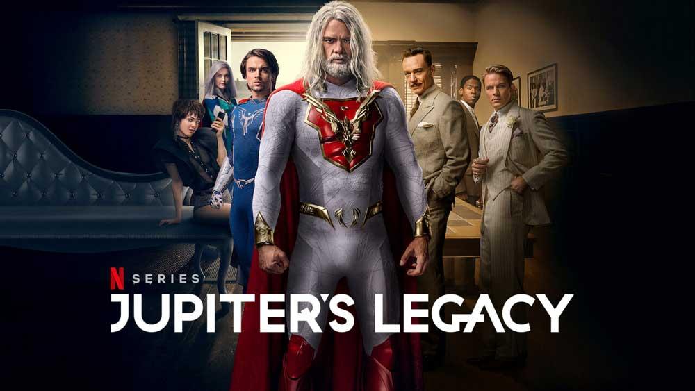 Jupiter's Legacy: Sæson 1 – Netflix anmeldelse (4/6)