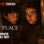 A QUIET PLACE 2 – Fem uhyggeligt gode grunde til, du skal se den!