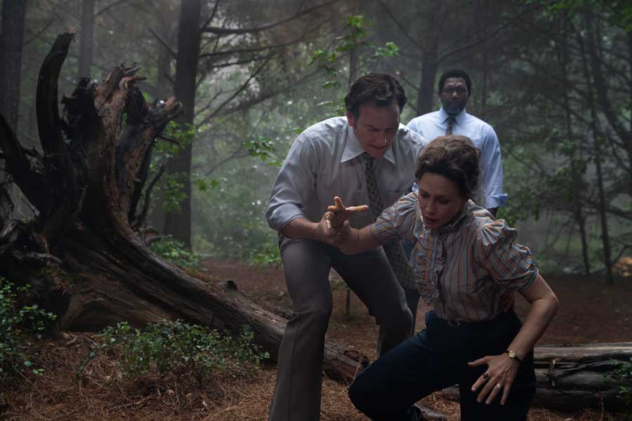 The Conjuring 3: The Devil made me do it – Anmeldelse
