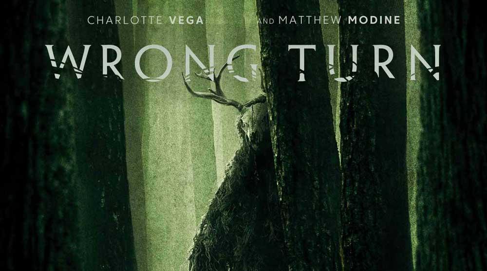 Wrong Turn (2021) gyserfilm