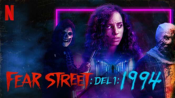 Fear Street Del 1: 1994 – Netflix anmeldelse (5/6)