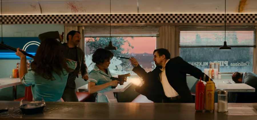 Gunpowder Milkshake – Anmeldelse | Netflix Action-Thriller