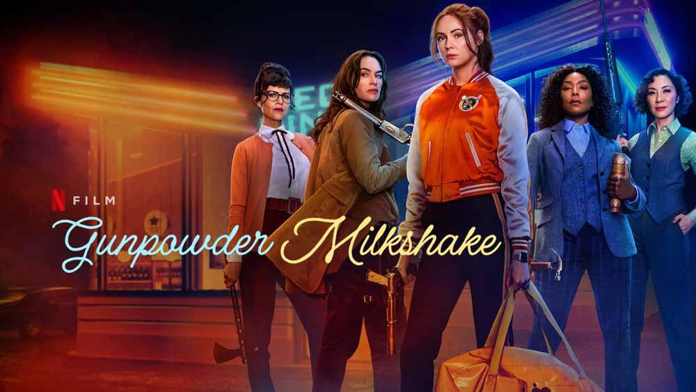 Gunpowder Milkshake – Netflix anmeldelse (4/6)