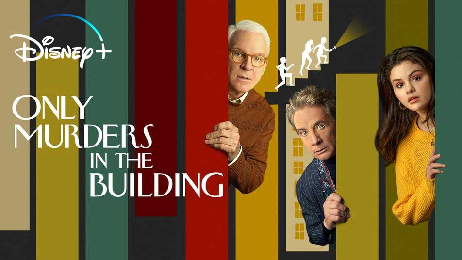 Only Murders in the Building – Anmeldelse (Disney+)